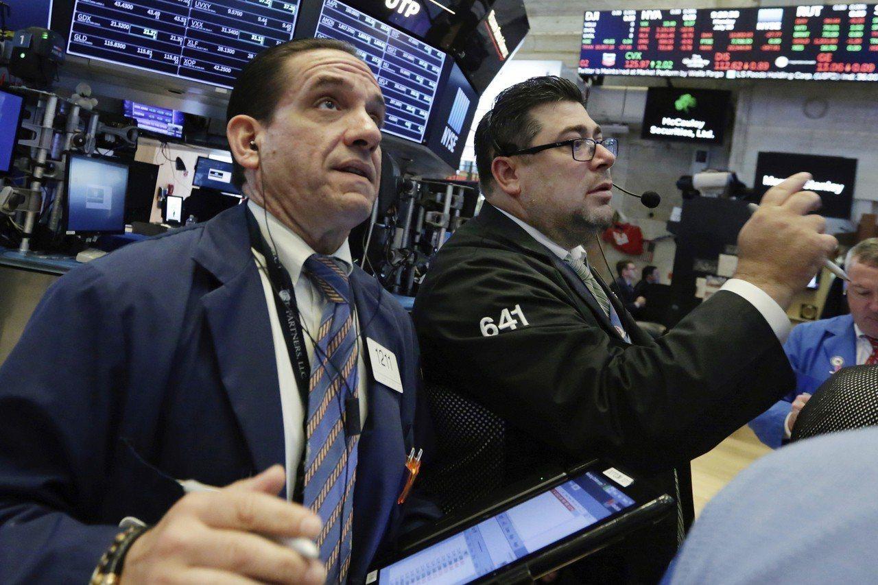據傳美中有意重啟貿易協商,激勵美股上漲。 美聯社