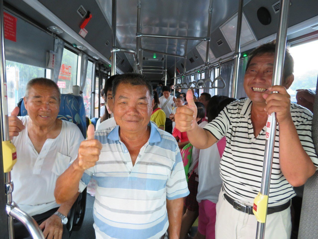 聯合報系願景工程「體檢行的正義」探討偏鄉與都市高齡者交通困境,促成嘉義客運今天起...