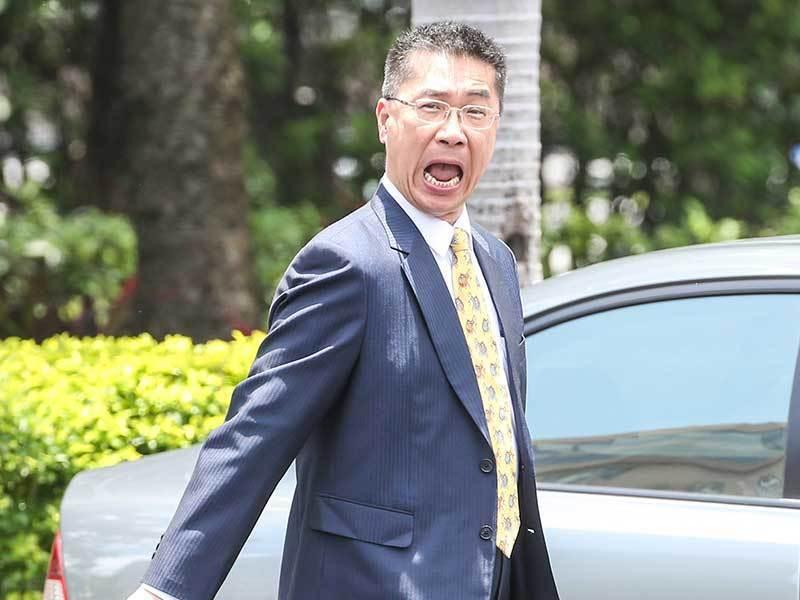 內政部長徐國勇。聯合報系資料照
