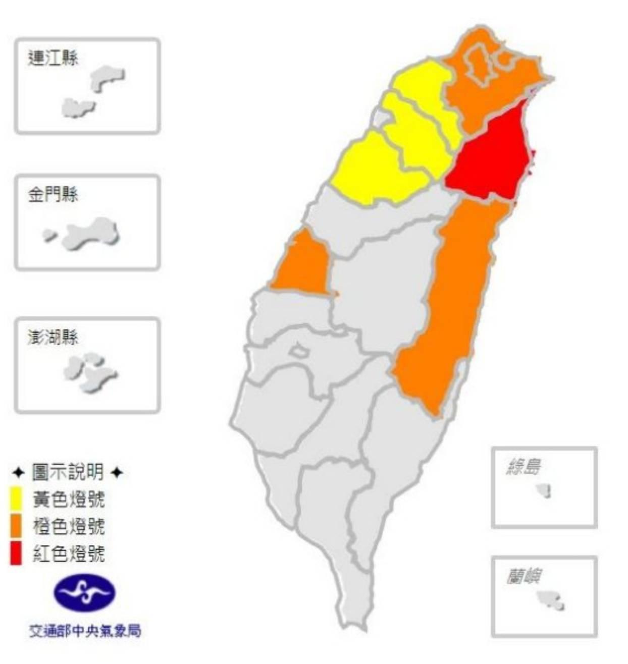宜蘭連續飆創全國最高溫,被標上紅燈警示。民眾擔心宜蘭「高溫」預報恐成為常態,會影...