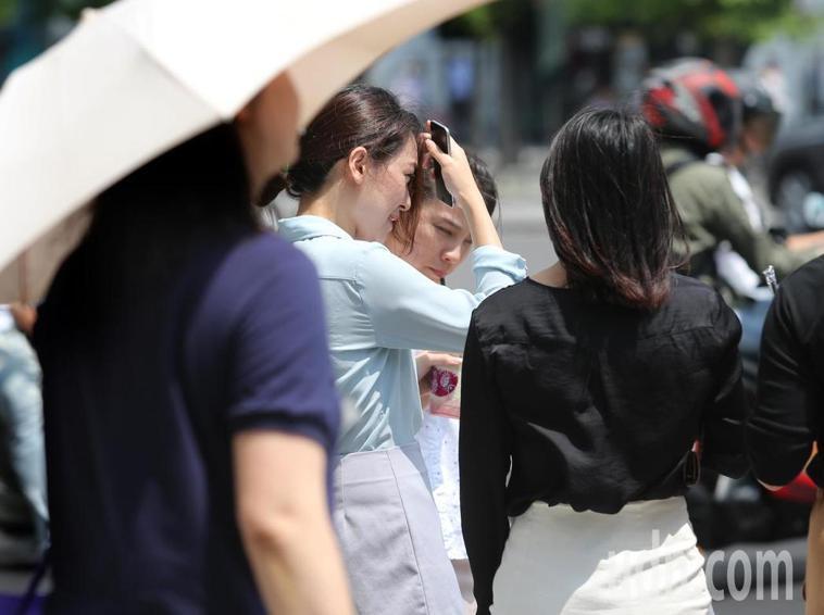 夏季高溫炎熱,心血管疾病易發。圖/本報資料照片