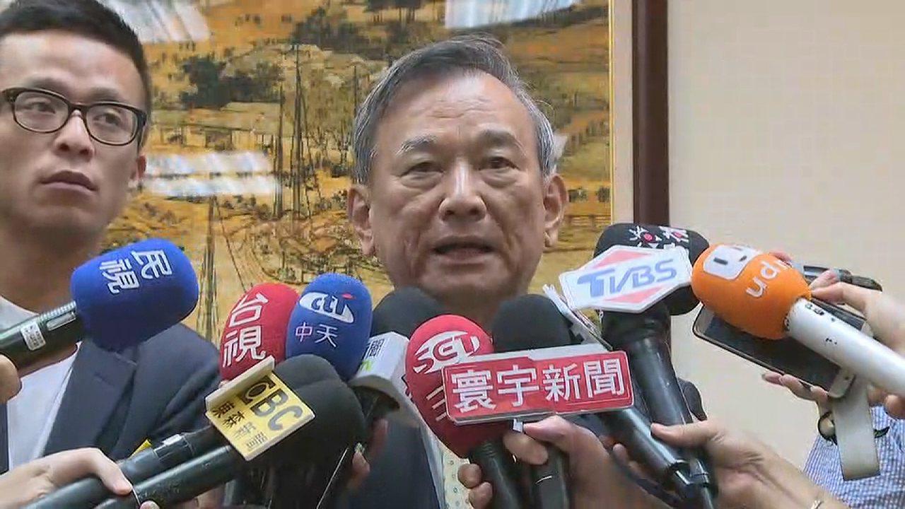 法務部次長陳明堂。聯合報系記者陳聖文/攝影