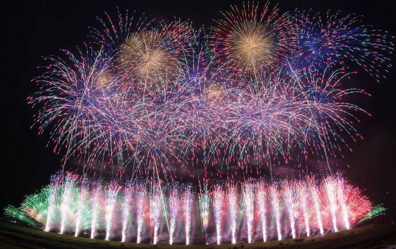 首屆「東京花火大祭EDOMODE」將於8月11日照亮台場夜空。圖/J&T Con...