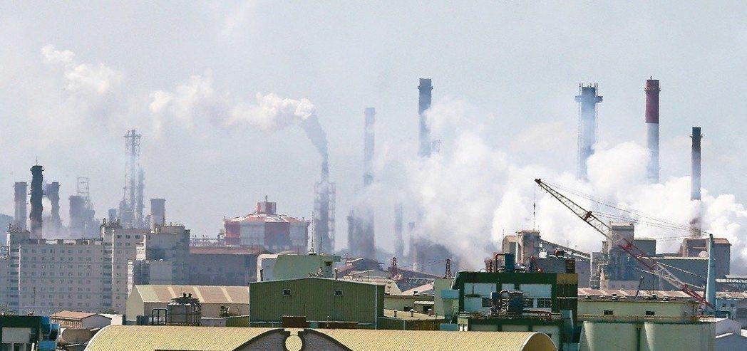 台灣2016年一級致癌物砷的排放量,達到4.87噸,創歷史新高。圖/報系資料照