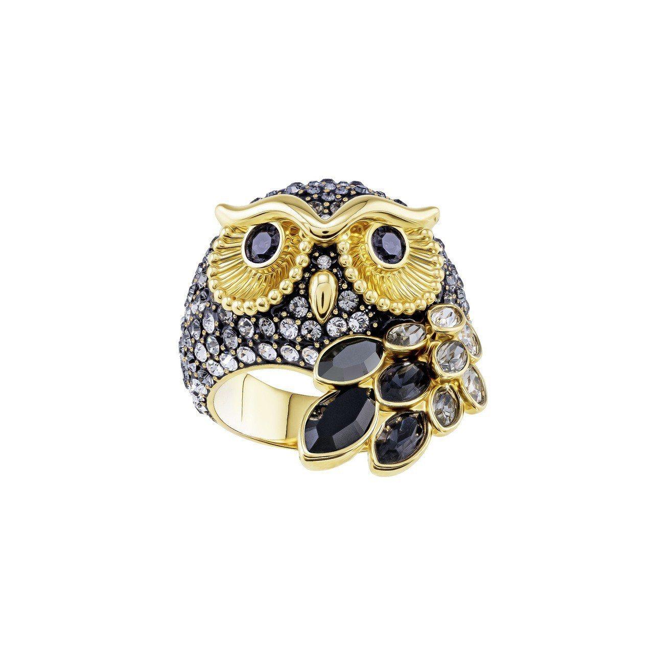 March 戒指,7,990元。圖/施華洛世奇提供