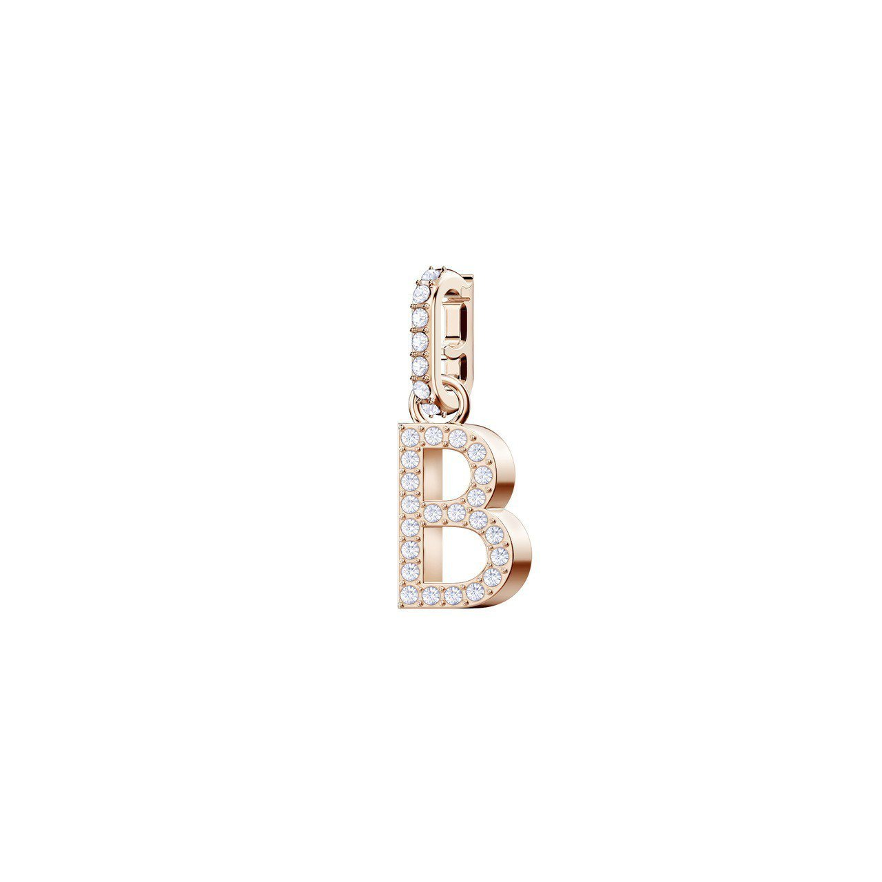 Swarovski Remix Collection Charm-B字母吊飾,...