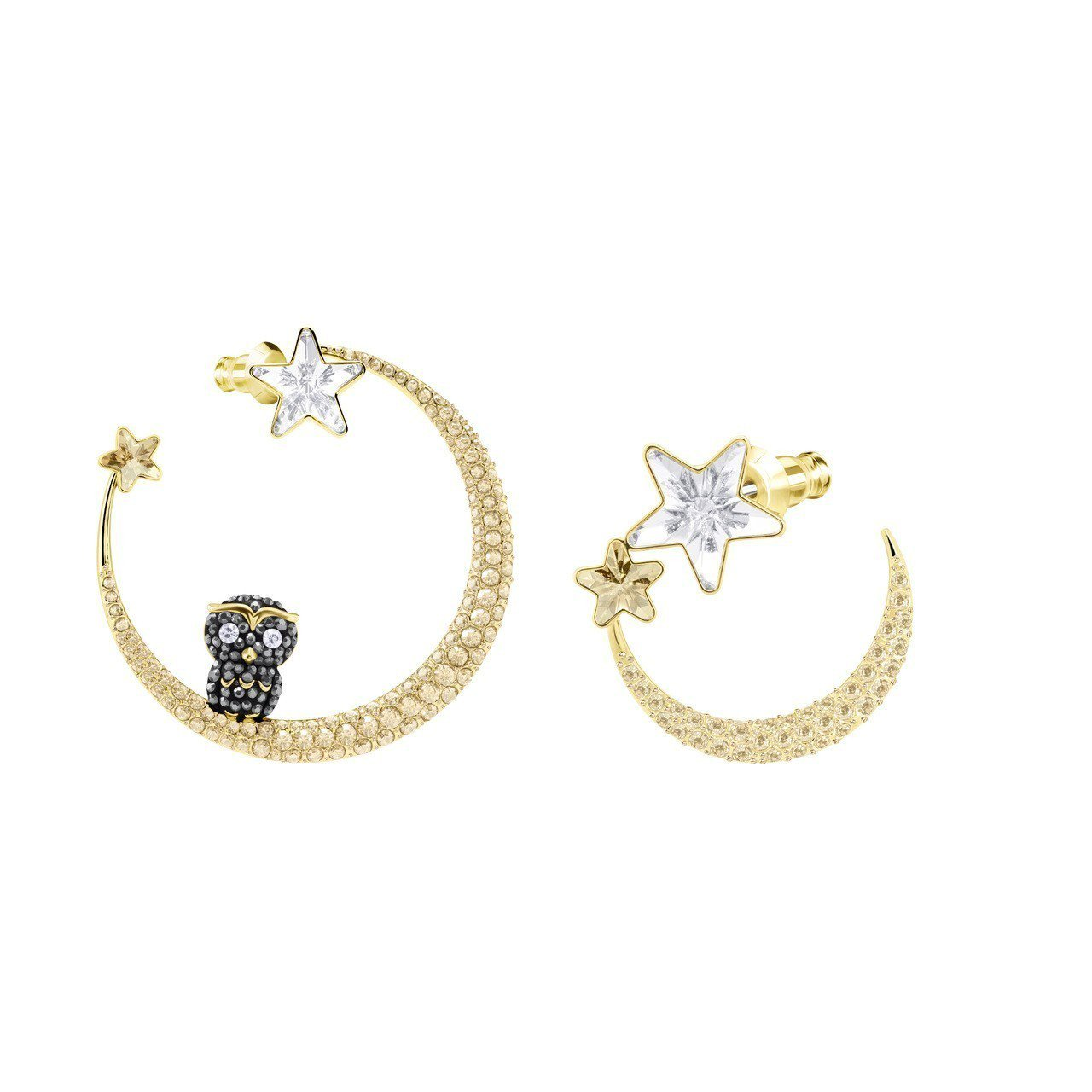 Little 穿孔耳環,5,990元。圖/施華洛世奇提供