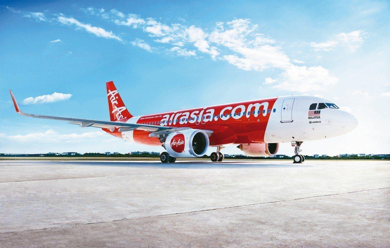 AirAsia開航台北直飛清邁航線,9月底前,單程機票未稅最低588元起。 圖/...