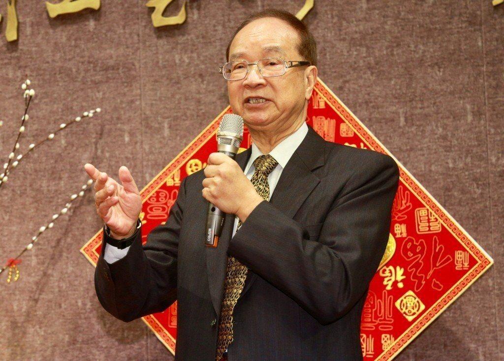 台大校長遴選委員會召集人陳維昭。 圖/聯合報系資料照片