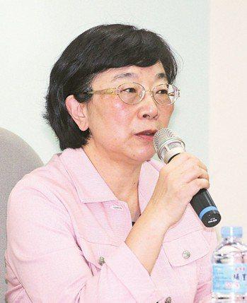 賦稅署署長李慶華 (聯合報系資料庫)