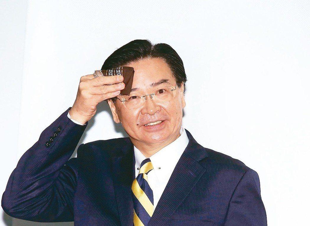 吳釗燮。圖/聯合報系資料照片