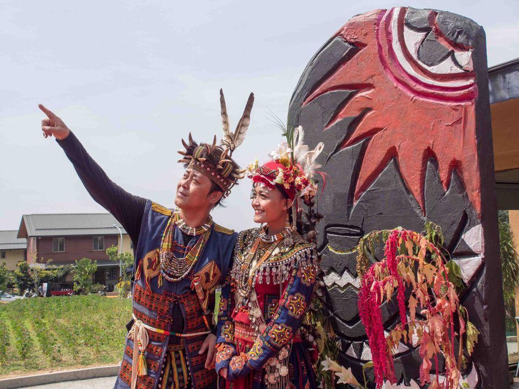 茂管處曾在屏東瑪家鄉舉辦「南島族群婚禮」,並將以頭目結婚儀式來舉辦。 本報資料照...