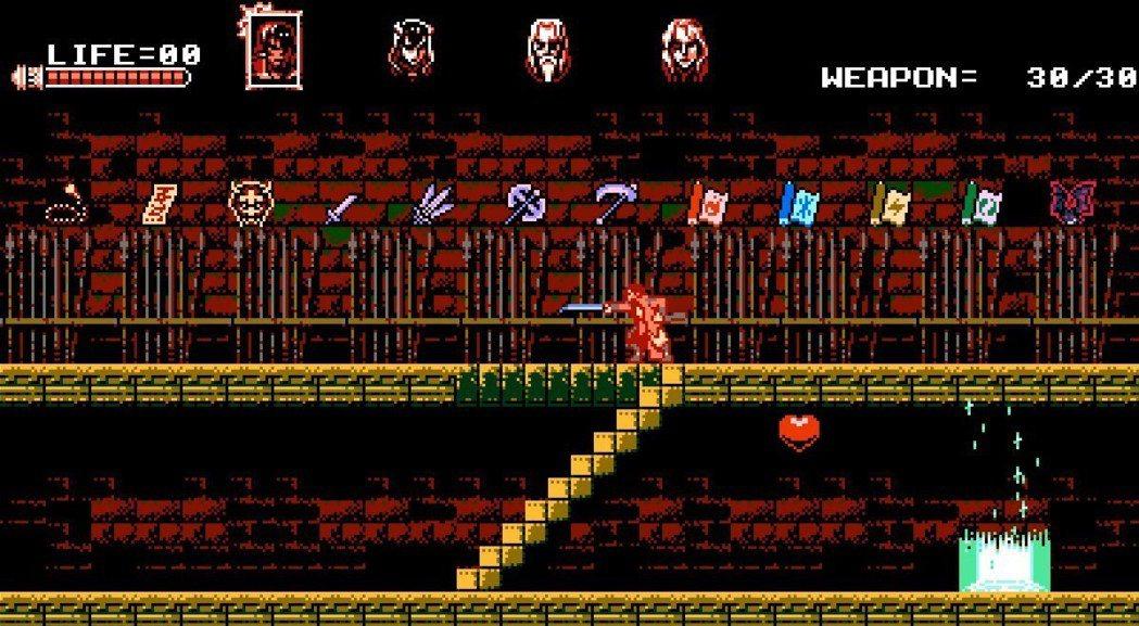 破關之後可以開啟Boss Rush模式,玩家可以在此選擇自己喜歡的角色和副武器挑...