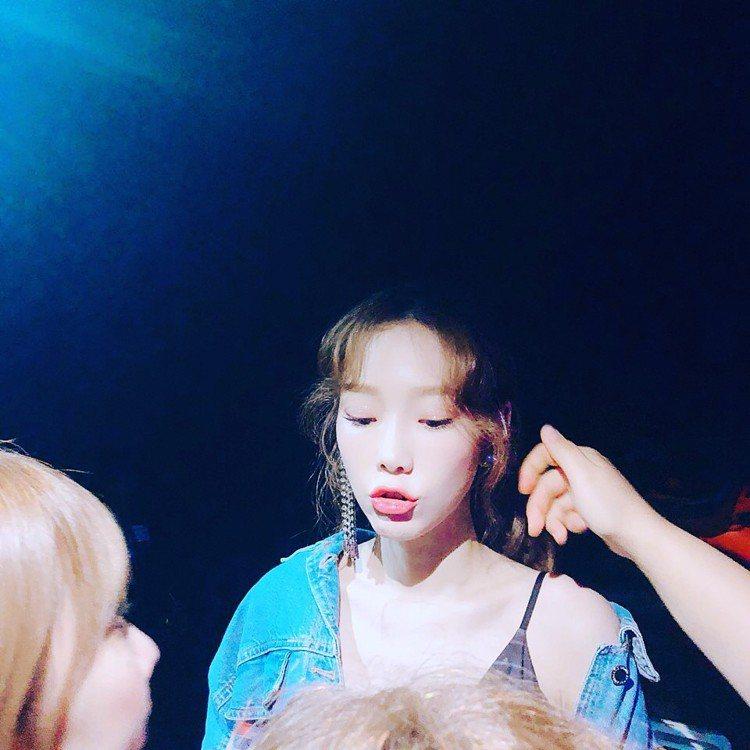 太妍。圖/擷自instagram