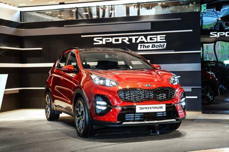 48V Mild Hybrid僅歐洲限定 小改款Kia Sportage韓國正式發表