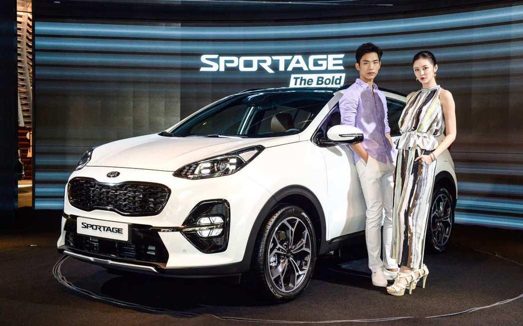 小改款Kia Sportage目前已於韓國上市,海外市場則需等到今年第三季才會正...