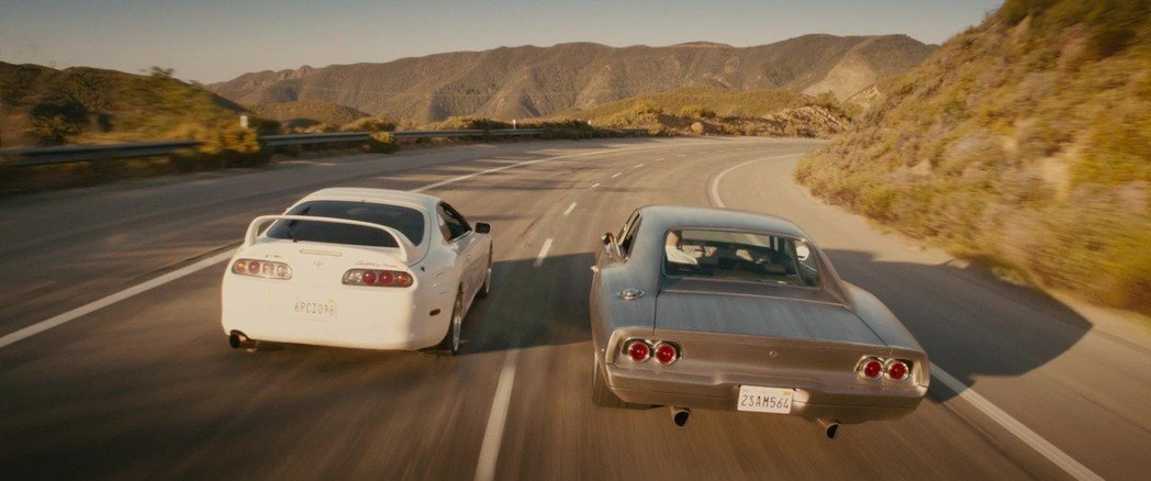 1995 Toyota Supra MK IV。 摘自The Fast and the Furious Wiki