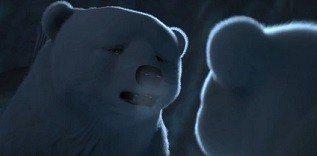 《漂Gone with the world》也訴說了現在生態對北極熊環境的影響。...