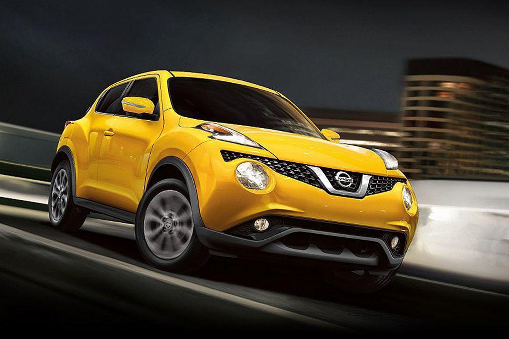 但Nissan Juke已經問世8年,是該要進行產品銷售策略的調整。 摘自Nis...