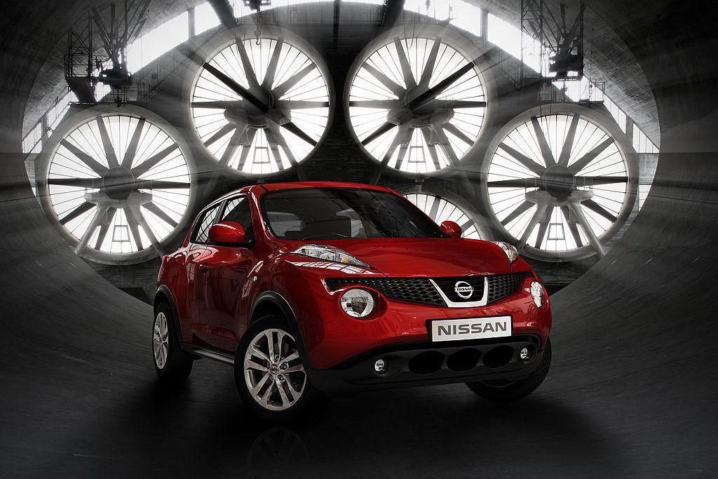 2010年瑞士日內瓦車展問世的Nissan Juke,前衛的外型就算擺在現行都會...