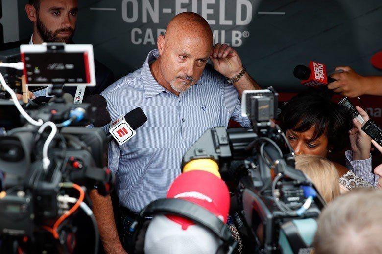 國民眾多名將在球季結束後將成為自由球員,但總管瑞佐一個都沒有能換出去,面對媒體的...