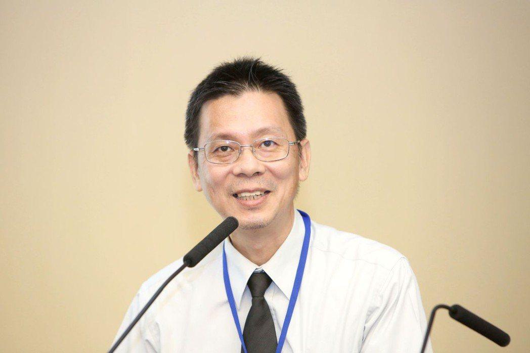 高雄市工務局副局長黃志明。 毛洪霖/攝影