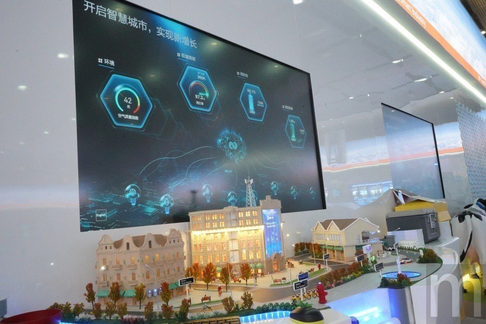 智慧城市應用成為未來重要話題
