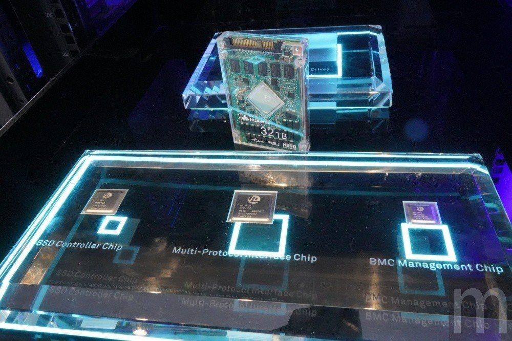因為具備海思半導體研發資源,使得華為能有完整的處理器發展能力
