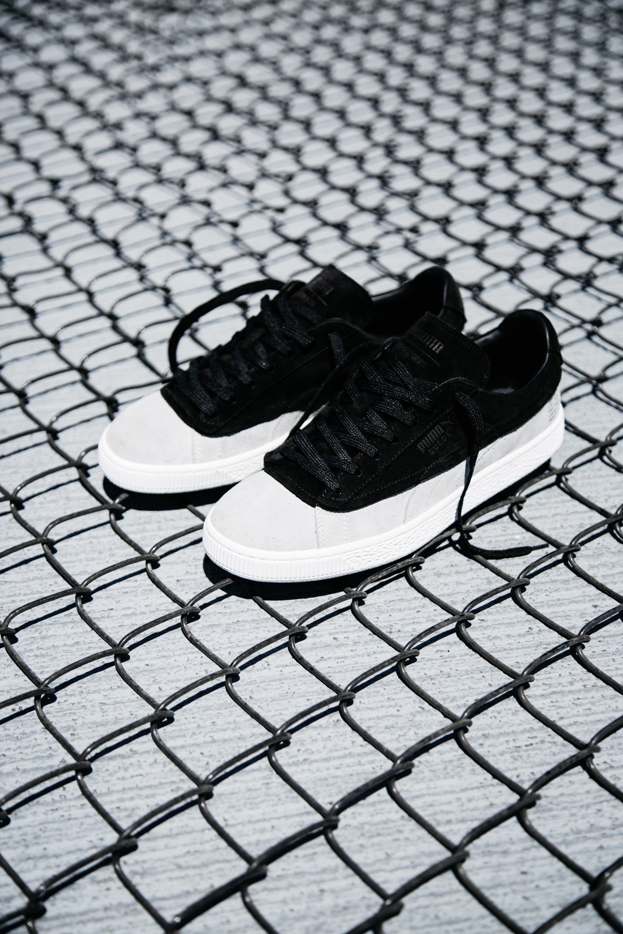 PUMA 88-18 Suede Classic x STAMPD鞋,限量90雙...