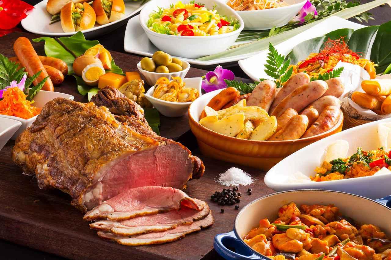 全台國賓飯店自助餐廳皆祭出優惠活動,最低為71折。圖/台北國賓飯店提供