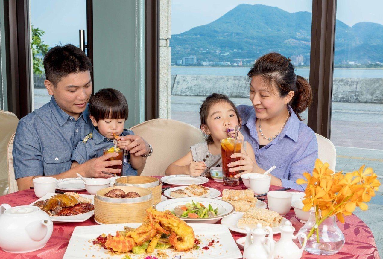 福容飯店推出星級美味連鎖餐券。圖/福容飯店提供