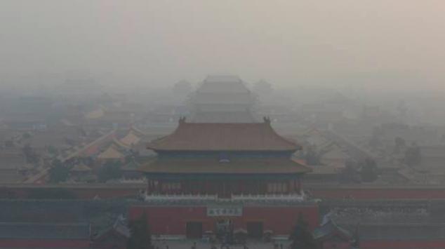 中國大陸是第一大汙染國,美國緊追其後。(FT中文網照片)