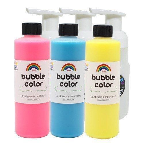SNOWKIDS色彩認知遊戲3色泡泡組,建議售價990元,上市特價899元。圖/...