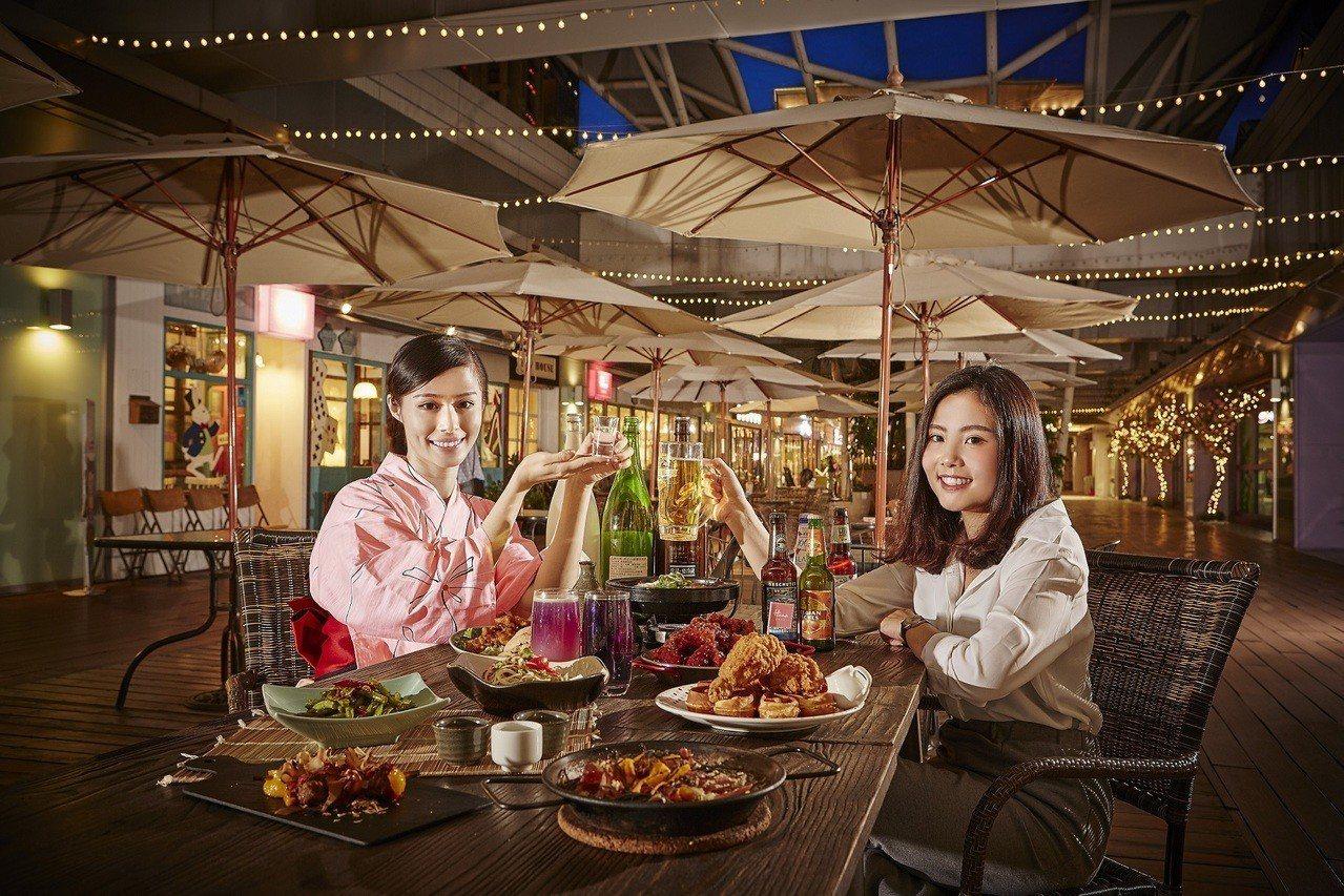 Global Mall板橋車站推出「2018 Summer Garden日本岐阜...