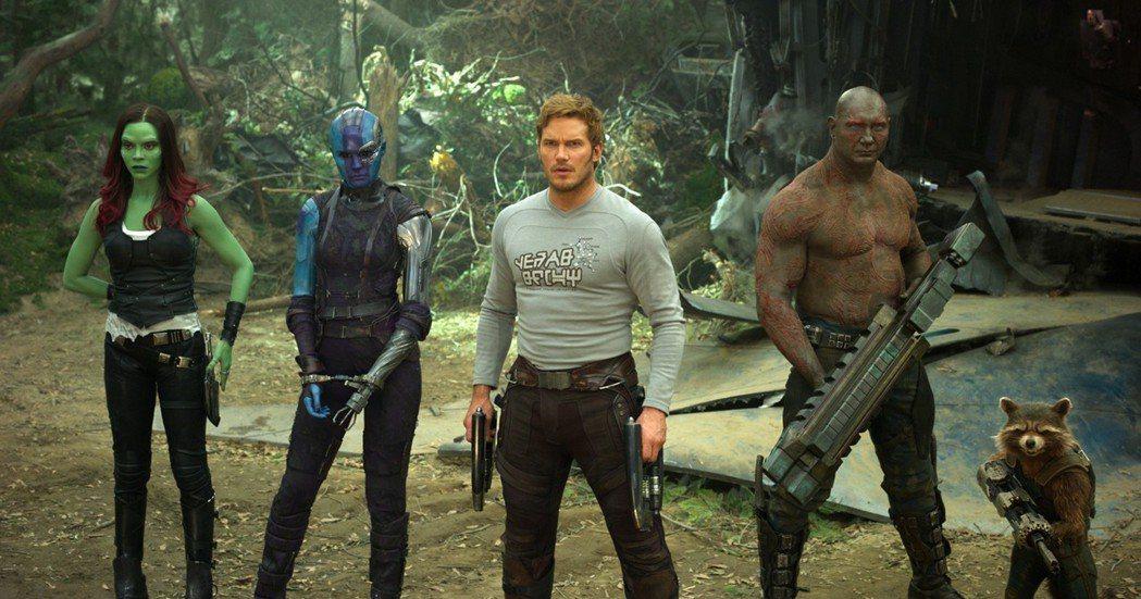 「星際異攻隊」要角們聯名聲明力促迪士尼回聘導演,也無法讓高層決心動搖。圖/摘自i...