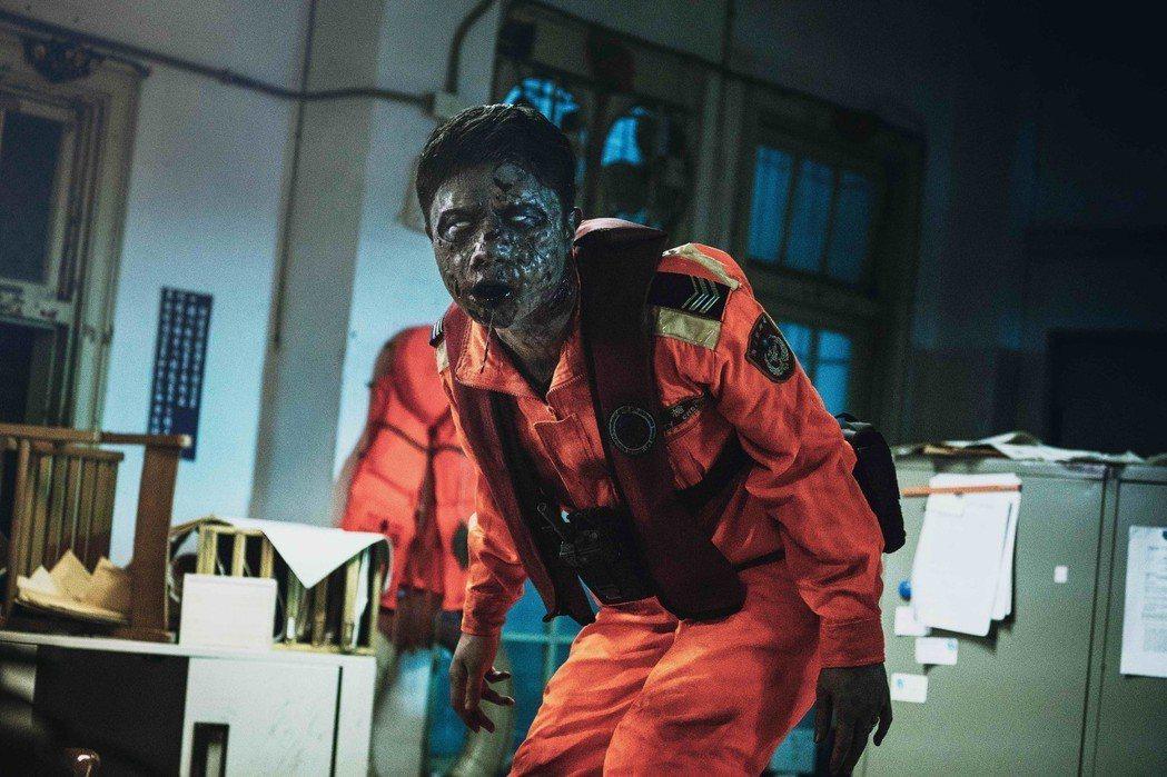 公視新創電影「最後一次溫柔」挑戰活屍類型片。圖/公視提供