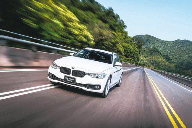 全新BMW 3系列Touring M Performance Edition限量...