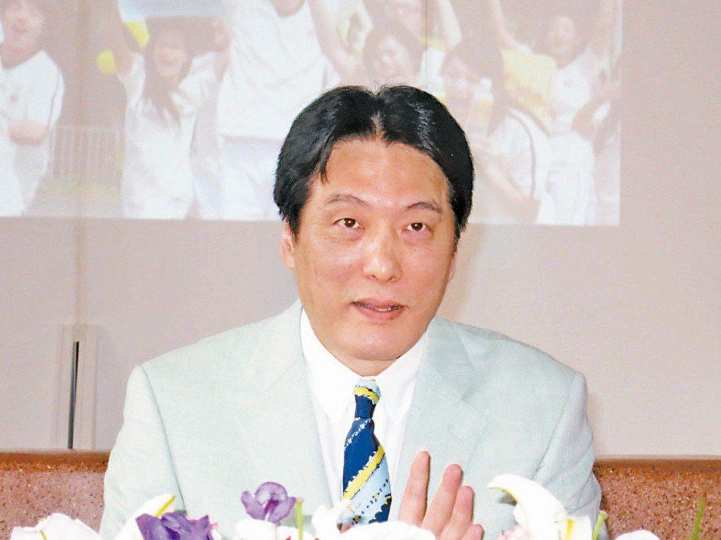 台灣神隆董事長羅智先。