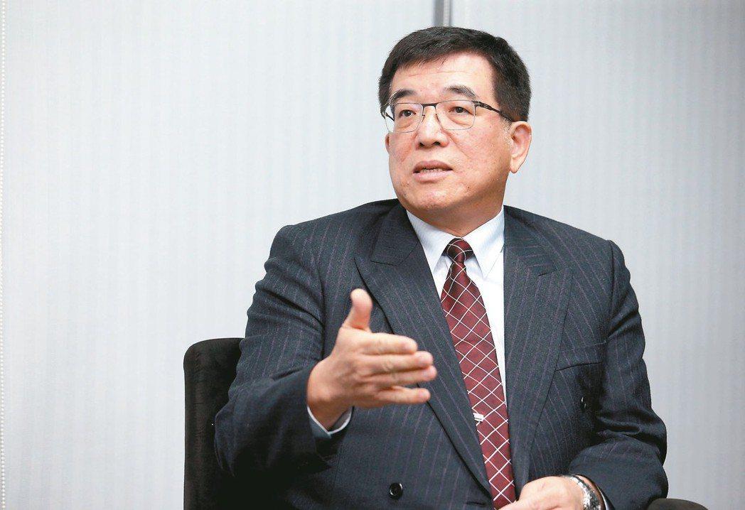 鎧勝董事長程建中 (本報系資料庫)