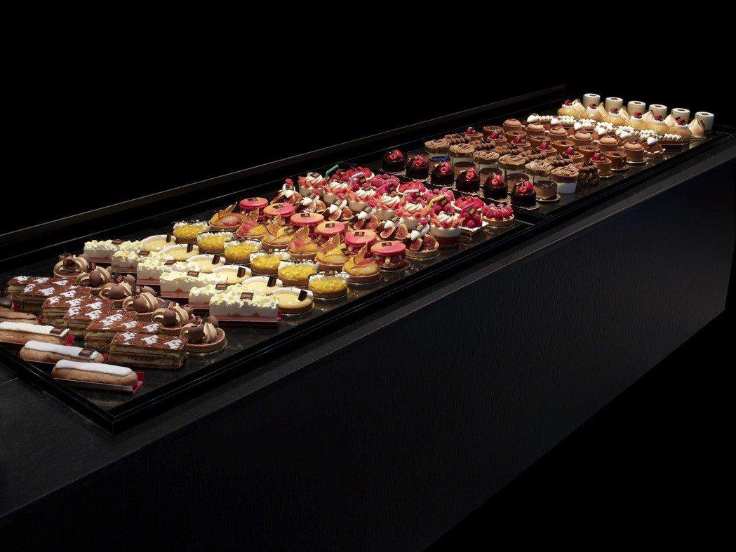 Franck Fresson經典的法式甜點作品。  帕莎蒂娜 提供
