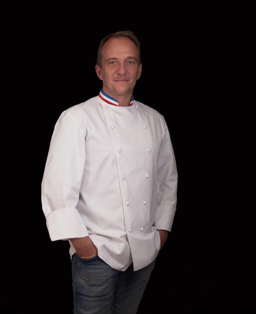 MOF主廚Franck Fresson。  帕莎蒂娜 提供