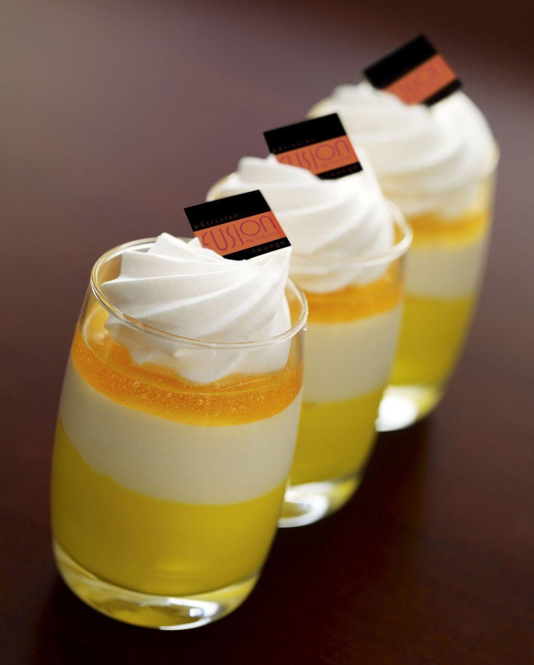 杯甜點_東方芒果冰。  帕莎蒂娜 提供