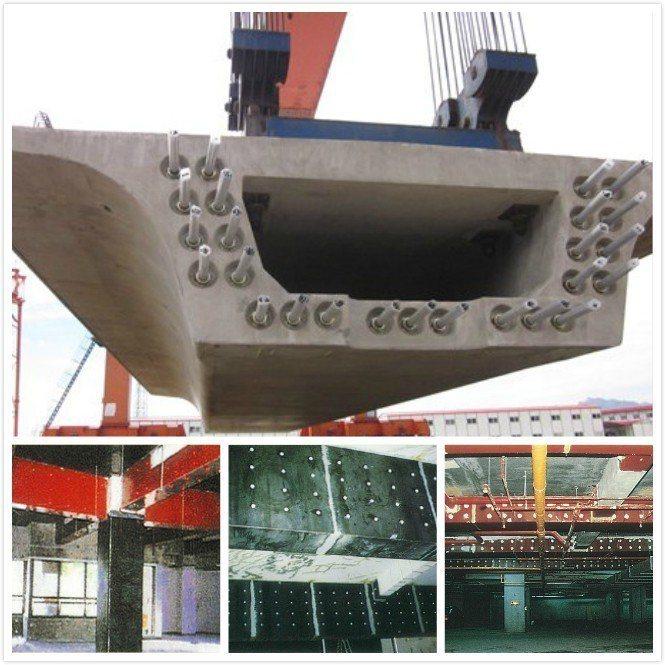真時科技材料「震裂王」為鋼筋混凝土結構補強的最佳利器,可用於建築結構耐震補強。 ...