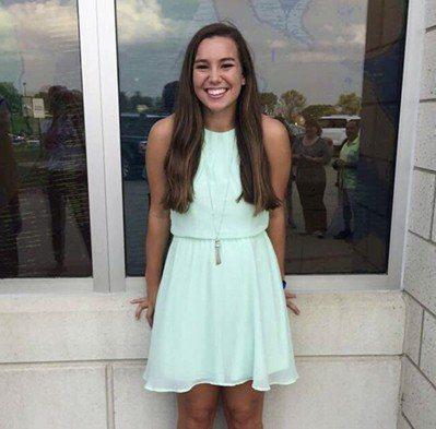 美國愛阿華州大學生莫莉‧提比茲失蹤至今已經兩周,她的家人和一個地方組織宣布,已籌...