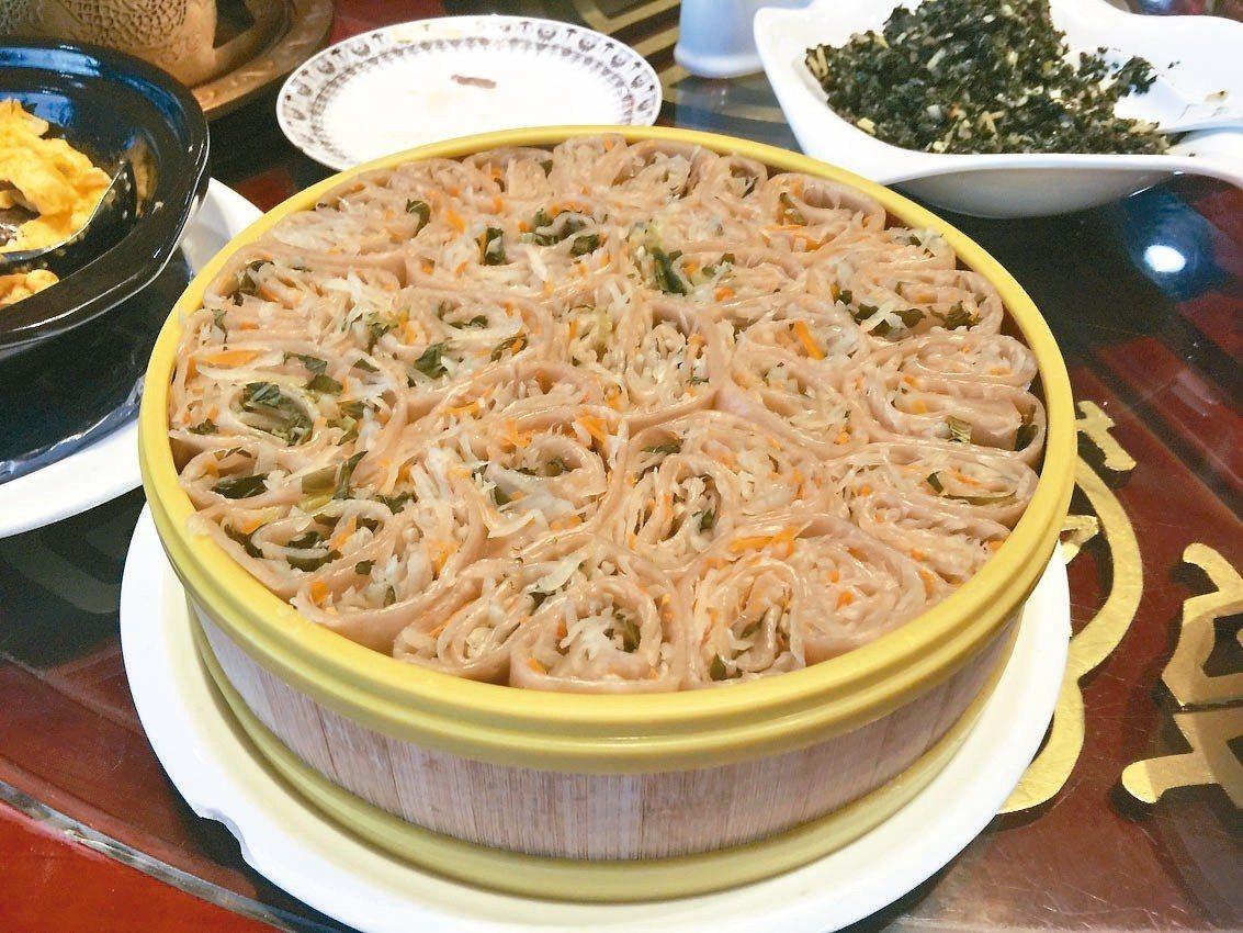 朔州主產莜麥,莜麥做出的莜麵,是當地民眾數百年來喜愛的主食之一。