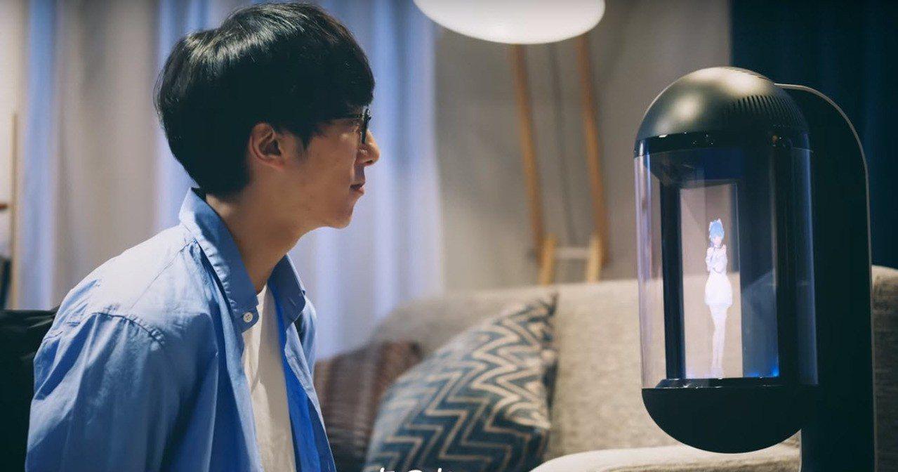 Gatebox Inc.的虛擬管家智慧裝置Gatebox最新款已在日本開放預購。...
