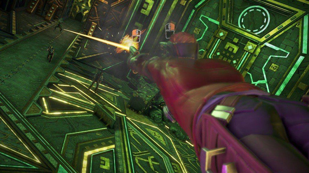 與敵人戰鬥就像在觀賞一部 3D 動畫電影,動作場面設計十分用心。