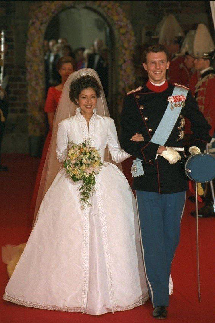 文雅麗1995年和丹麥卓欽王子結婚,成為首位擁有華裔血統的歐洲皇室成員。圖/擷自...