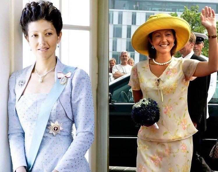 文雅麗嫁入丹麥皇室後,積極投入慈善事業。圖/擷自pinterest