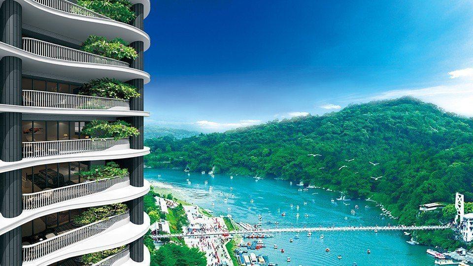雙水灣位於新店核心,擁有面河景觀、捷運交通等優勢,是市中心難得一見的水岸宅。...